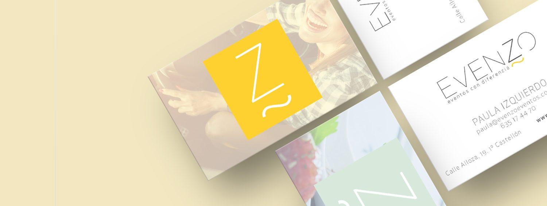 Diseño de tarjetas creativas en Valencia